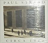 img - for Paul Strand: Circa 1916 book / textbook / text book