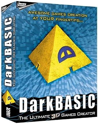 darkbasic the ultimate 3d games creator