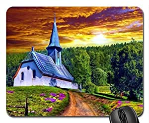 Amazing Sky Mouse Pad, Mousepad (Religious Mouse Pad)