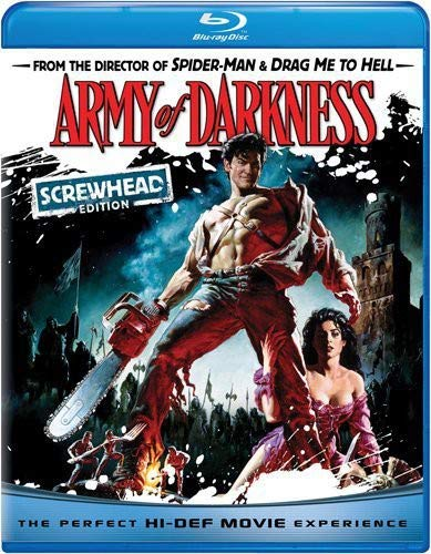 Boom On Live Halloween (Army of Darkness (Screwhead Edition))