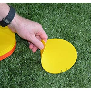 bfp Marker Disc-Set Of 24 Discs (12 Red, 12 Orange)