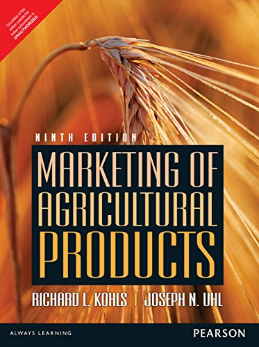 Marketing of Agricultural Products 9e