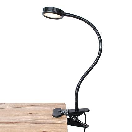 Great LEPOWER Clip On Light/Reading Light/Light Color Changeable/Night Light Clip  On Amazing Design