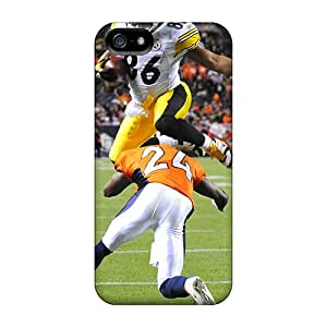 Excellent Design Pittsburgh Steelers Phone Cases For Iphone 5/5s Premium Cases