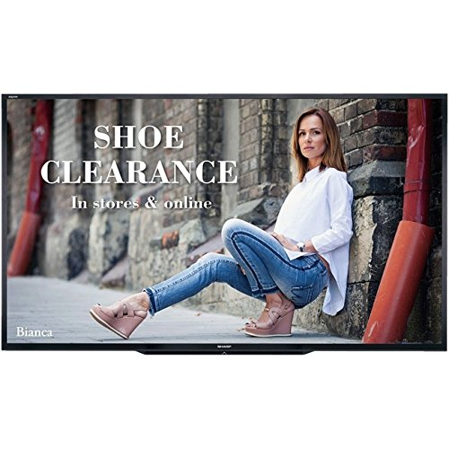 Sharp PN-LE PN-LE901 90'' 1080p LED-LCD TV - 16:9 - HDTV by Sharp