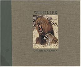 Wildlife Coffee Table Book Gerald Hoberman 9781919734132