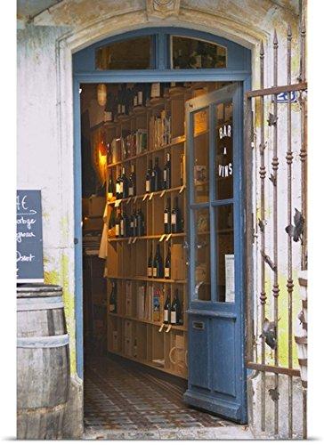 Restaurant L'Horloge, Montpeyroux, Languedoc, France by Per Karlsson