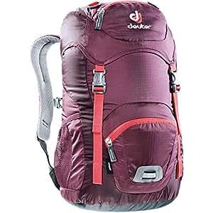 Deuter Junior Kid's Backpack, Blackberry/ Aubergine