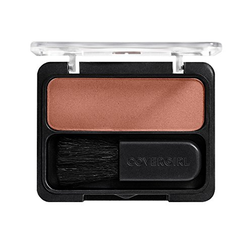 COVERGIRL Cheekers Blendable Powder Bronzer Copper Radiance 102, 0.12 oz (packaging may vary)
