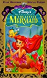 The Little Mermaid VHS Tape