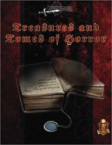 Treasures and Tomes of Horror (5E)