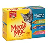 Cheap Meow Mix Poultry and Seafood Variety Pack Wet Cat Food, 2,75-Ounce (pack of 12)