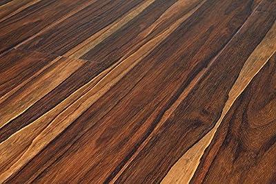 Vesdura Vinyl Planks - 4.2mm PVC Click Lock - Classics Collection - Pecan