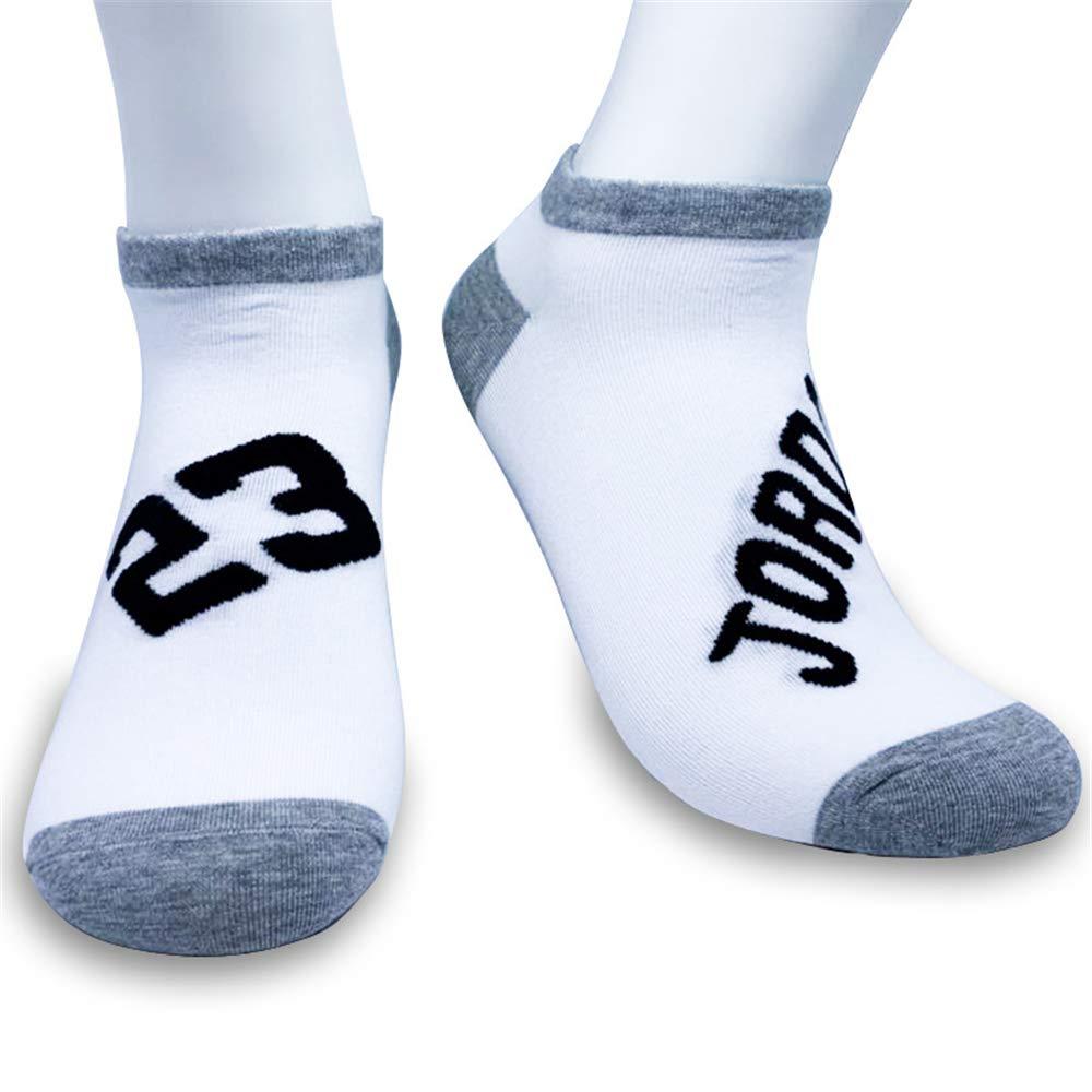 GHQ-WAZI Calcetines de Baloncesto de la NBA N # 24 Kobe N # 23 ...