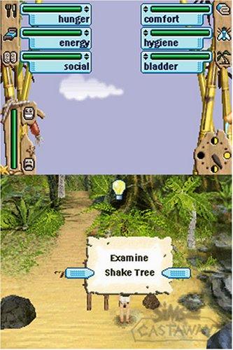 The Sims 2: Castaway - Nintendo DS - Buy Online in KSA