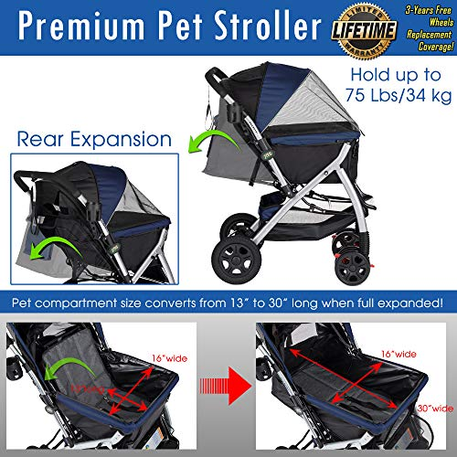 Buy large dog stroller