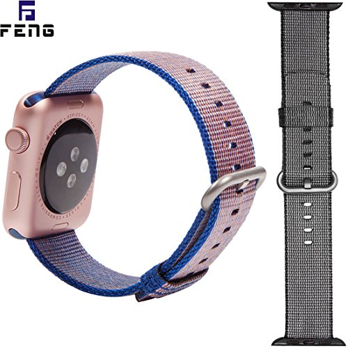 OTO-Replacement-Watch-Strap-Band-Watch-Band-Strap-Double-Clasp-Bracelet-for-Apple-New-arrival