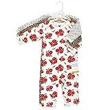 Hudson Baby Unisex Baby Cotton Coveralls, Basic
