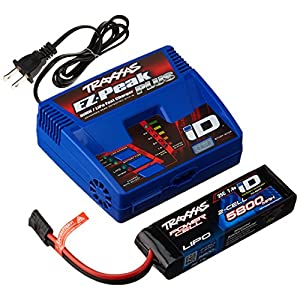 Traxxas 2992 LiPo Battery and Charger Completer Pack