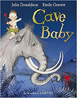 Image result for cave baby by julia donaldson