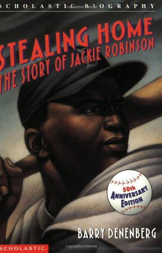 Stealing Home  The Story Of Jackie Robinson
