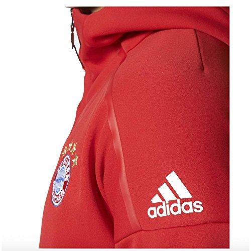 Hombre Línea Zne Adidas Barcelona Sudadera Rojo Hd Fc Anth Rojfcb twqZxpFp