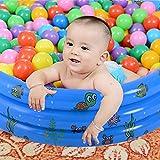 VIVI MAO Garden Round Inflatable Baby Swimming