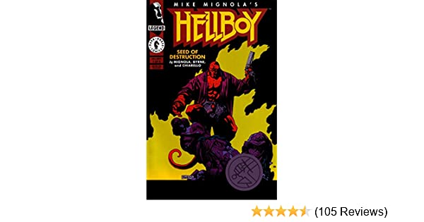 Hellboy Seed Of Destruction Pdf