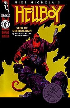 Hellboy: Seed of Destruction #1 by [Byrne, John, Mignola, Mike]