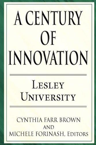 A Century of Modernization: Lesley University
