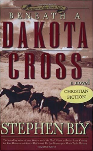 Book Beneath a Dakota Cross: Fortunes of the Black Hills