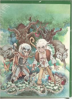 Elfquest, Book 2, Limited Edition