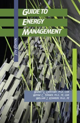 Guide to Energy Management, 7th Edition