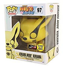 Funko - Figurine Naruto - Kurama Oversized Glow in the Dark Pop 15cm - 0849803089009