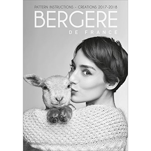 Bergere De France 60508 Pattern Book 17/18-Full Collection