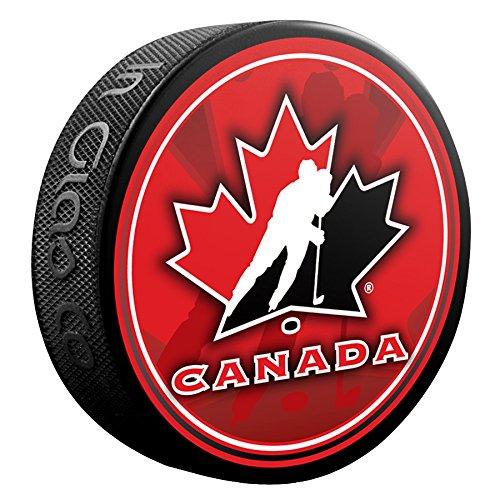 Nhl Souvenir Puck - Inglasco NHL TEAM CANADA 510AN000662 Souvenir Puck