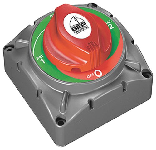 AFI BEP Heavy-Duty Four Battery Selector Switch