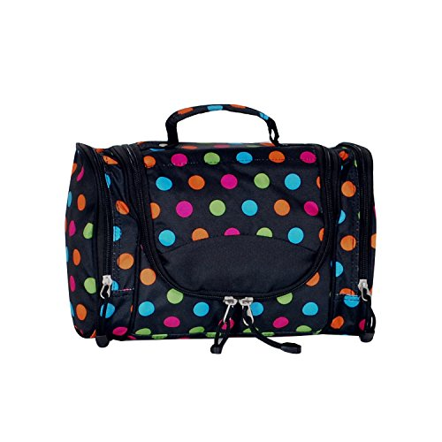 Everest Deluxe Toiletry Polkadot Size product image