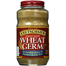 Kretschmer Wheat Germ Original Toasted, 20 oz