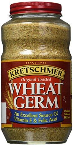 Kretschmer Wheat Germ Original Toasted, 20 oz
