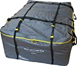 Smart Adventure Gear Hook & Go Roof Top Cargo Carrier Roof Bag (23 Cubic Feet)