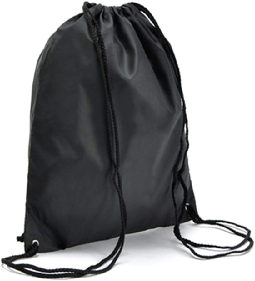 Chaussons d/épaule String Storage Bags Outdoor Sports Rouge r/ésistant /à lusure Sac de Transport Solide Vssictor Sac de Voyage avec Cordon de Serrage