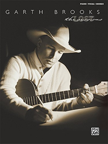 The Garth Brooks -- The Lost Sessions: Piano/Vocal/Chords
