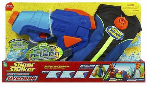 Hasbro Super Soaker Max Infusion Overload by Hasbro (Image #1)