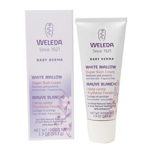 Weleda White Mallow Diaper Cream product image