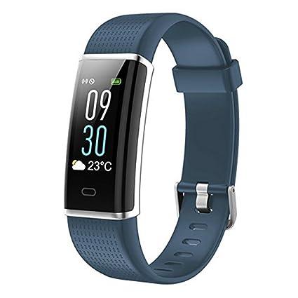 Amazon.com: Efanr ID130C Fitness Tracker, Bluetooth Smart ...