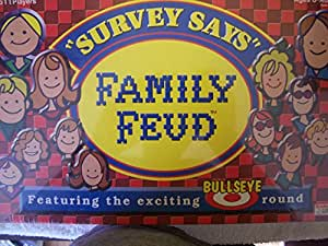 family feud trivia box card game instructions