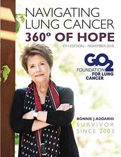 Bonnie J. Addario Navigating Lung Cancer 360 Degrees of Hope - http://medicalbooks.filipinodoctors.org