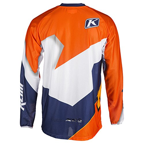Klim XC Lite Jersey - LG/Orange by Klim (Image #2)