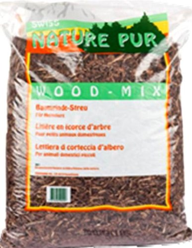 18 l Woodmix, Einstreu für Terrarien und Nager